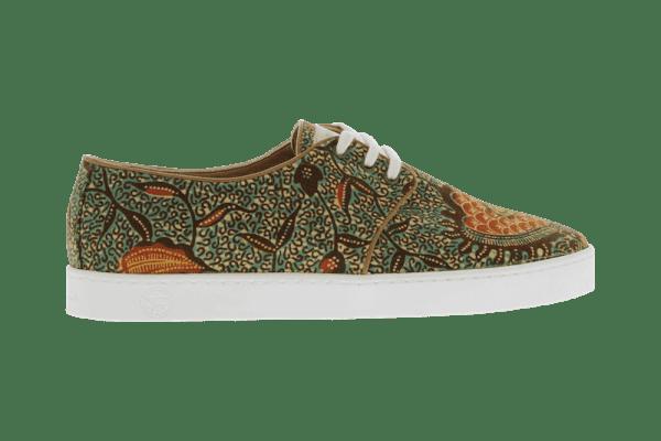 Fair Trade Sneaker Luanda Panafrica
