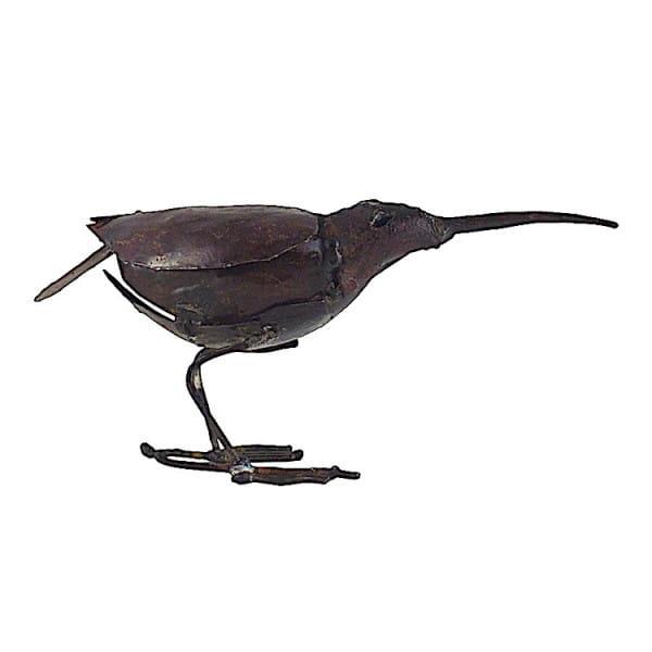 Metall Vogel - Deko Garten - Honeybird