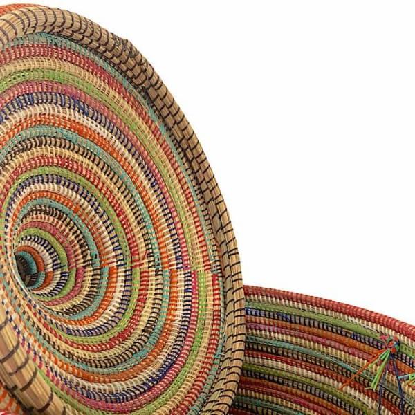 Wäschekorb Senegal L - Stripes - Bunt