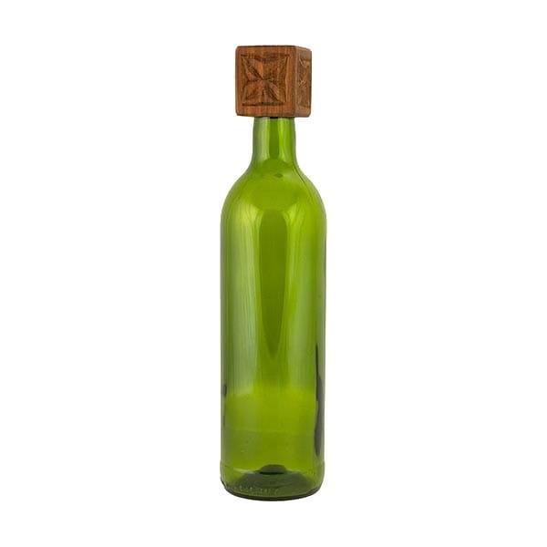 Upcycling Karaffe Tumbatu Chako Zanzibar Contigo Weinflasche