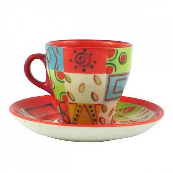 Kapula Keramik - Espressotasse - Desert Rose