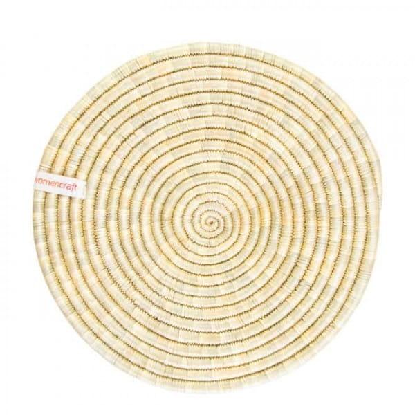 Tischset - 36cm - Natur