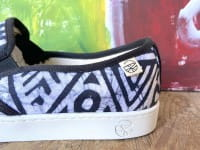 African Fair Trade Slip On - Conakry