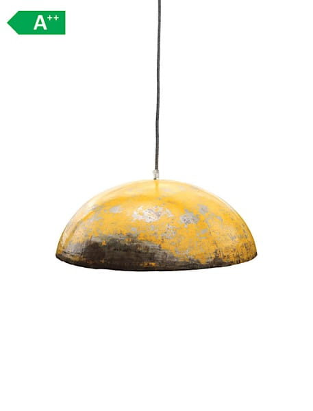 Upcycling Deckenlampe