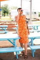 Kosa Bio Kleid Global Mamas