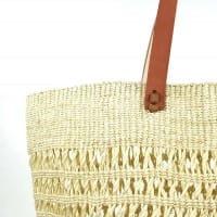 Kiondo Tasche M - Open Weave - Natural