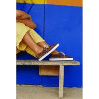 African Fair Trade Sneaker - Bamako