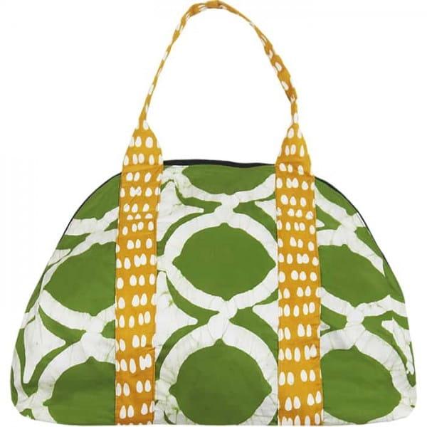 Weekender Bag - Fisheye - Olive