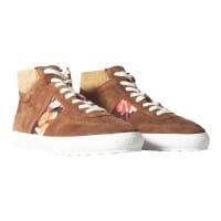 Panafrica Schuhe Braun Beige