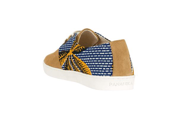 African Fair Trade Sneaker - Rabat