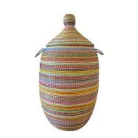 Wäschekorb Senegal XL - Stripes - Bunt