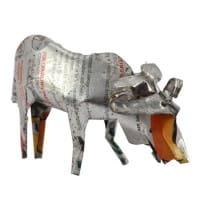 Büffel - Recycling Blechtiere - S