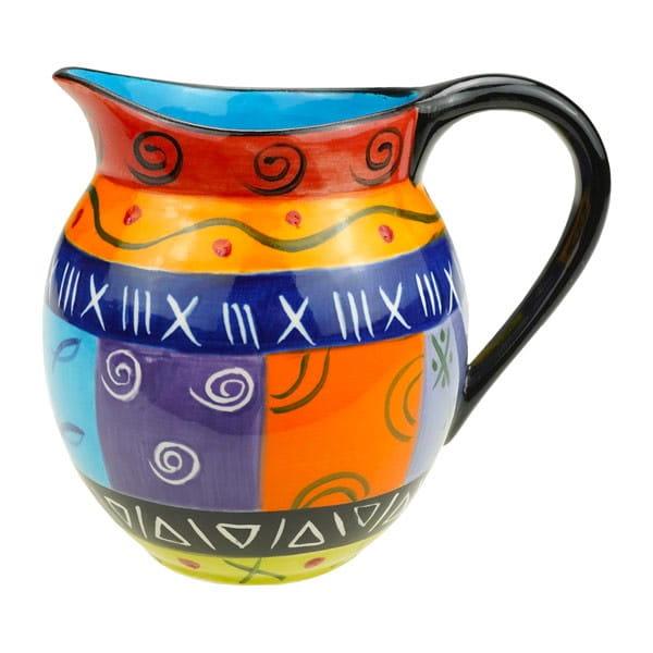 Kapula Keramik - Krug 500ml - Multicoloured