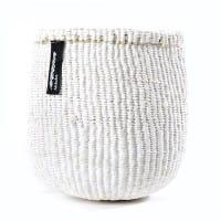 Kiondo Korb XS - Uni - Weiß