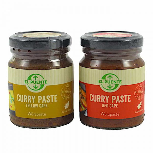 Currypaste Rot - Südafrika - Leicht scharf