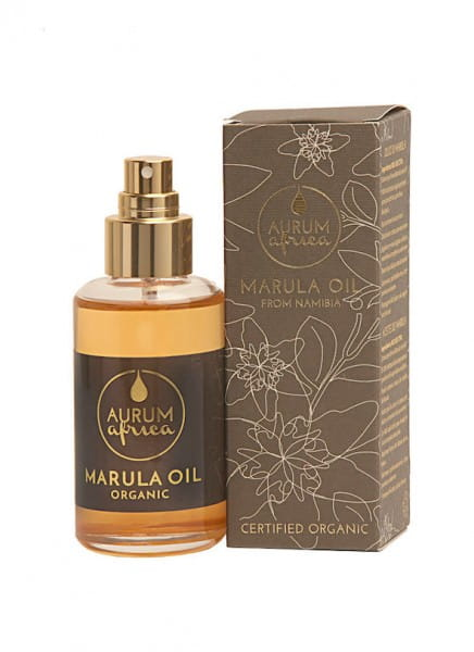 Marula Öl Bio zertifizierte Naturkosmetik Hautöl Pflegeöl Afrika