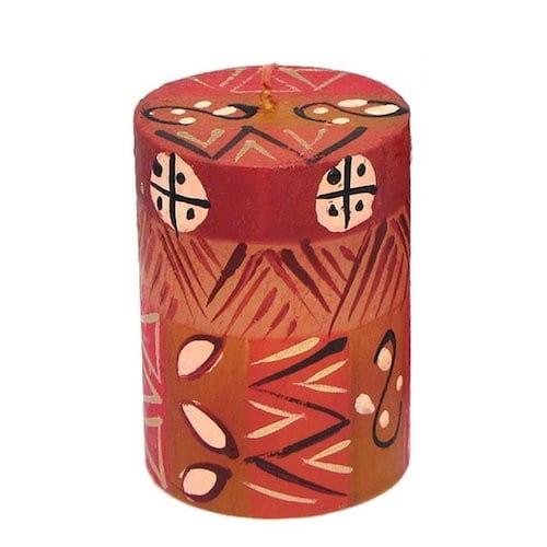 Geschenkbox - BONGAZI - 3 x Kerzen - 5x7cm