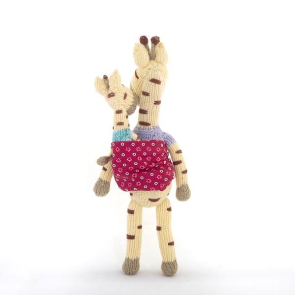 Giraffe Kuscheltier - Twza - Mama & Baby