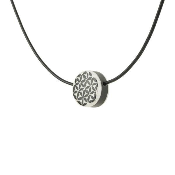 Lebensblume Halskette