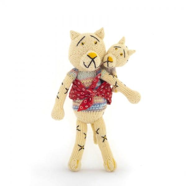 Leopard Kuscheltier - Mbada - Mama & Baby