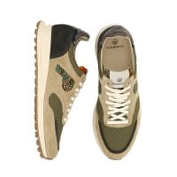 Arusha Sable Panafrica Shoes Ivoire Ocean Pastell
