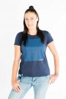Uhuru - Woman - Blau - Organic Shirt