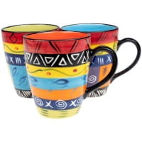 Kapula Keramik - Kaffeebecher Abeni - Multicol.