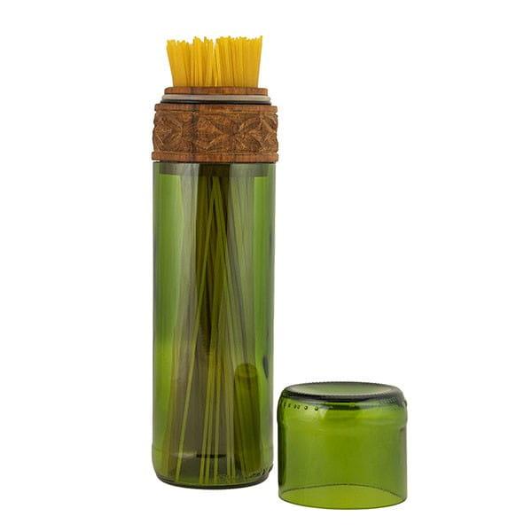 Spaghetti Vorratsglas - Tomonto Upcycling Grün