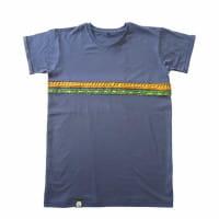 Kudhinda - Men - Charcoal Grau - Organic Shirt