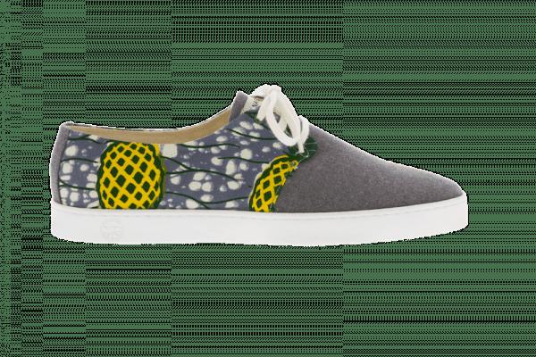 African Fair Trade Sneaker - Zanzibar