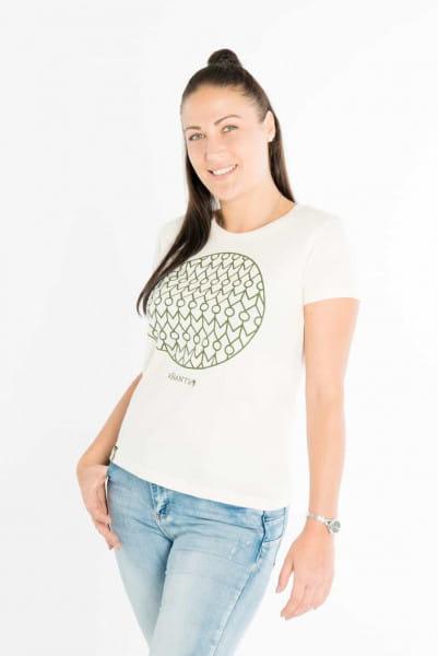 Ubuntu - Woman - Natur - Organic Shirt