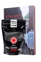 Kaffee Geschenkset Solino Bundle Äthiopien Buch