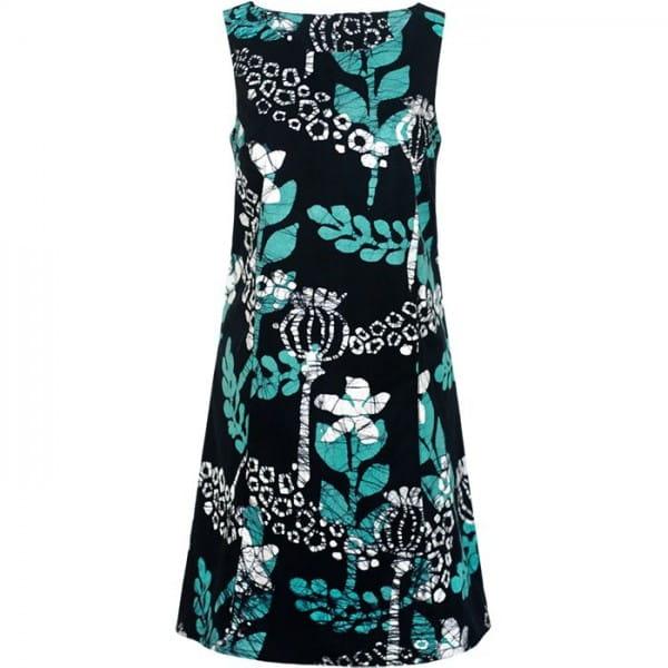 Boardwalk Dress - Marina Black - Schwarz