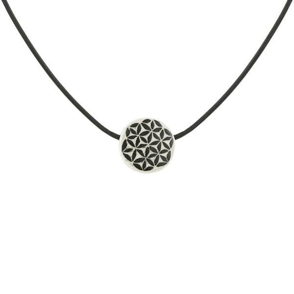 Blume des Lebens Halskette