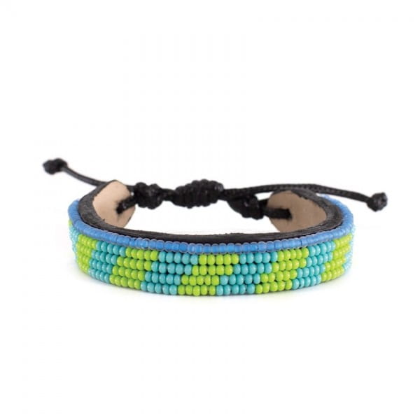 Massai Armband - Dawa Leder - Unisex