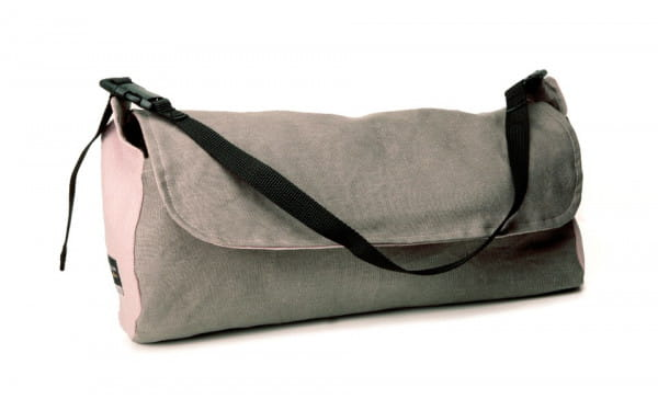 African Baby Carrier - Babytrage aus Hanf - Taupe