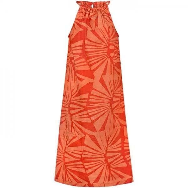 Kosa Dress - Rays Tangerine - Orange