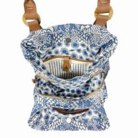 Henkeltasche Leder - Amphora