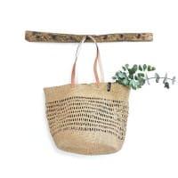 Kiondo Tasche L - Open Weave - Braun